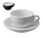 Šálek a podšálek na cappuccino Italia, šálek - 5,5 x 9,5 cm - 0,20 l - 1/4