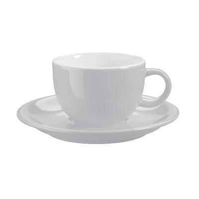 Šálek a podšálek na kávu Barista, podšálek káva - 15,0 cm - 1