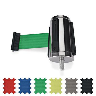 Samonavíjecí oddělovací hlavice, zelená - 200 cm - 1