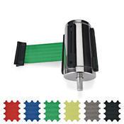Samonavíjecí oddělovací hlavice, zelená - 200 cm - 1/2