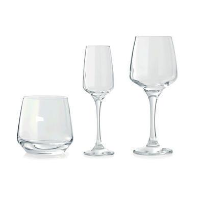Sklenice Classic, sklo na červené víno - 330 ml - 6,1 / 8,1 / 20,5 cm