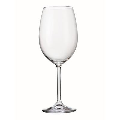 Sklenice na bílé víno Bohemia Crystal, 0,45 l - 22,1 cm