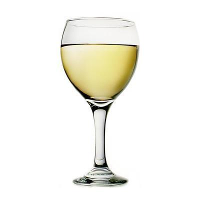 Sklenice na bílé víno cejchovaná Misket, 0,20 l - 17 cm
