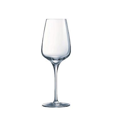 Sklenice na bílé víno Sublym, cejch 0,1 a 0,2 l - 250 ml - 7,2 x 20,7 cm - 1