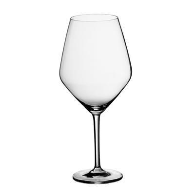 Sklenice na červené víno Castello, necejchované - 770 ml - 24,5 cm - 1