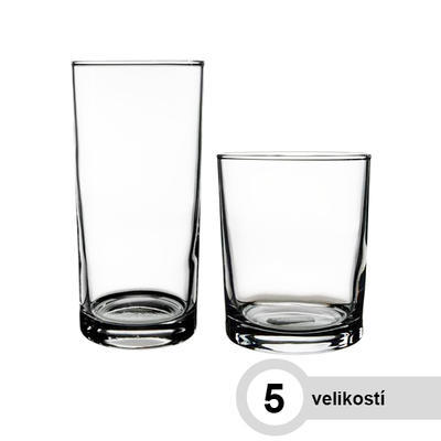 Sklenice na nápoje Istanbul, longdrink - 0,29 l - 1