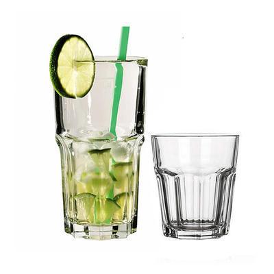 Sklenice na nápoje tvrzené Arcoroc Granity, 0,46 l - 16,2 cm - 8,6 cm