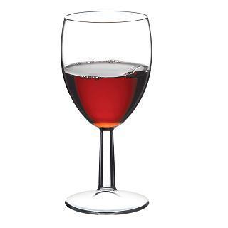 Sklenice na víno Saxon, 0,185 l