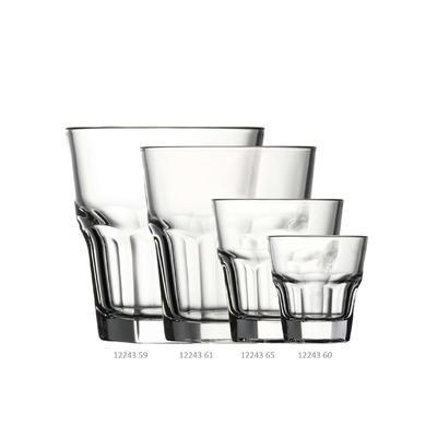 Sklenice na whisky Casablanca, whisky - 246 ml - 85 x 90 mm