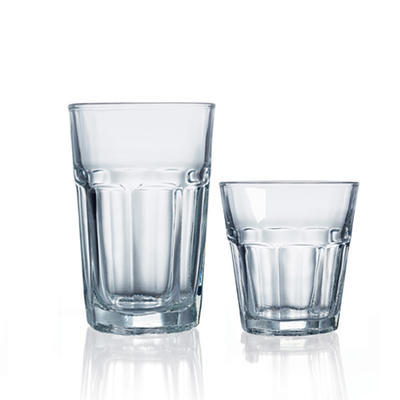 Sklenice nápojové tvrzené Torilla, 0,28 l - 6 / 8 cm - 12 cm - 1