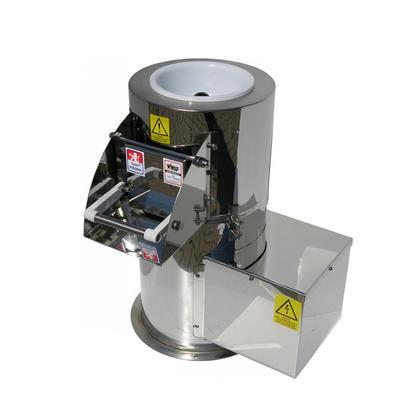 Škrabka brambor ŠKBZ 6, ŠKBZ 6L - nerezová - 100 kg/hod. - 670 x 550 x 750 mm