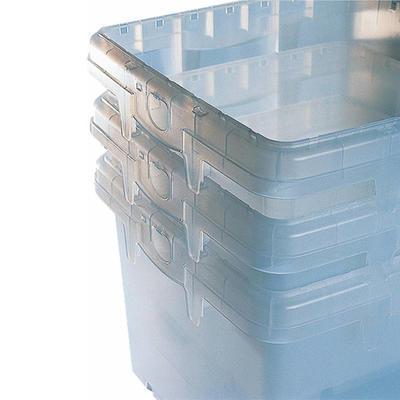 Stohovatelný přepravní box 32 litrů, box 32 l - 40 x 40 x 31,5 cm - 1