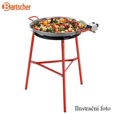 Stojan pro hořák paella 3K500 Bartscher, 25 x 25 x 750 mm - 1,9 kg