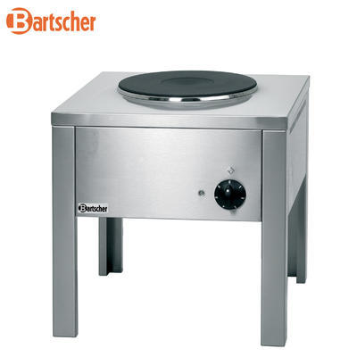Stolička elektrická 1K350 Bartscher, 500 x 500 x 520 mm - 3,5 kW / 380 - 400 V - 16,4 kg