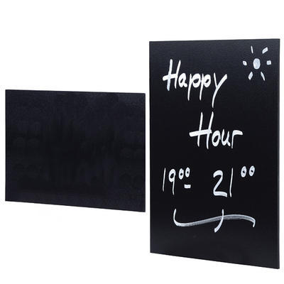 Tabulka náhradní rovná, A6 - 5ks/bal. - 10 x 15 cm