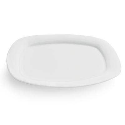 Talíř klubový porcelánový Kolín, talíř klubový - 30 x 20,5 cm