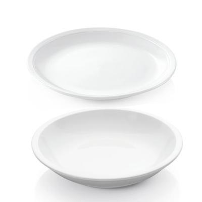 Talíř kupový porcelánový GASTRO, talíř mělký kupový - 25,5 cm