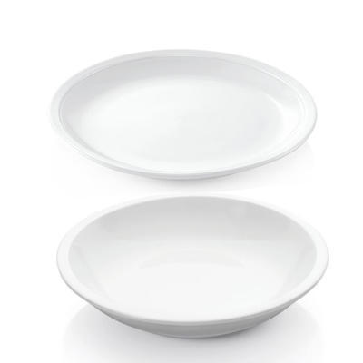 Talíř kupový porcelánový GASTRO, talíř hluboký kupový - 21 cm