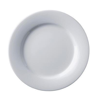 Talíř mělký porcelánový Oslo