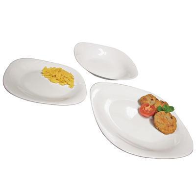 Talíře a misky tvrzené Parma, talíř dezertní - 20 cm - 1