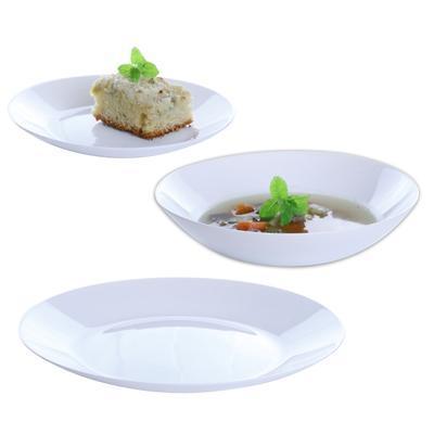 Talíře Arcopal Zélie, talíř mělký - 25 cm