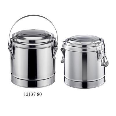 Termo zásobník na pokrmy 4 až 50 litrů, 20 l se 2 držadly - 36 cm - 38 cm