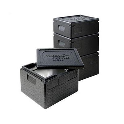 Termobox GN 1/2 Premium, 390 x 330 x 180 mm - 330 x 270 x 117 mm - 10 l - 1