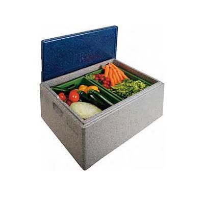 Termobox na zeleninu a ovoce, 625 x 425 x 300 mm - 685 x 485 x 360 mm - 80 l