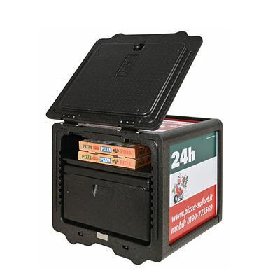 Termobox Pizza Frontloader 100 l - 1