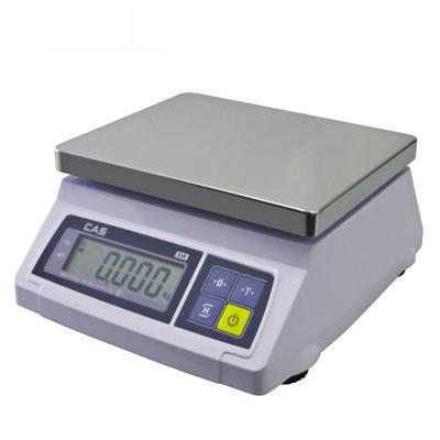 Váha cejchovaná digitální, 5 / 10 g - 10 / 20 kg