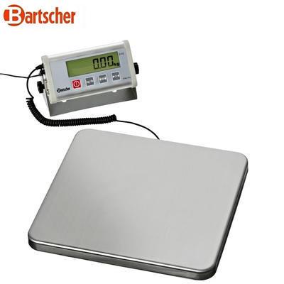 Váha digitální do 60 kg Bartscher, 320 x 300 x 42 cm - 0,0018  kW / 230 V - 3,2 kg