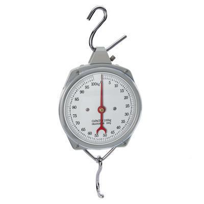 Váha závěsná mechanická, do 100 kg - 1,7 kg
