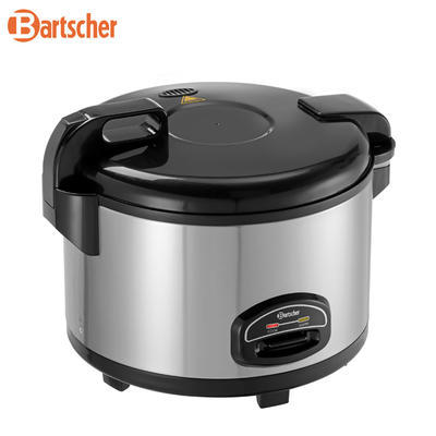 Vařič rýže pro 20-30 osob Bartscher, 440 x 390 x 345 mm - 2 kW / 230 V - 6,8 kg - 1