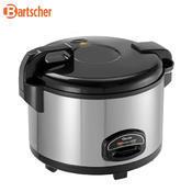 Vařič rýže pro 20-30 osob Bartscher, 440 x 390 x 345 mm - 2 kW / 230 V - 6,8 kg - 1/6