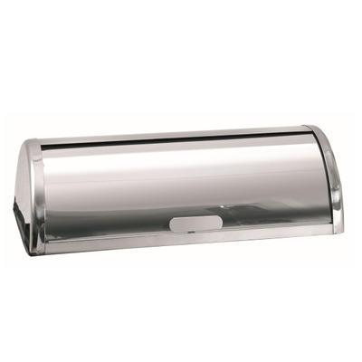 Víko rolltop pro chafing dish Bartscher GN 1/1, GN 1/1 nerez - 53,5 x 36,5 cm - 17 cm