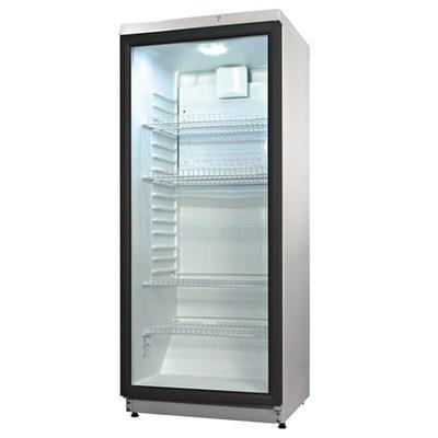 Vitrína chladicí prosklená Snaige CD290 1008, 600 x 600 x 1450 mm - 290 l / 275 l - 55 kg