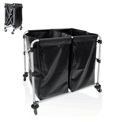 Vozík hotelový na prádlo 4434, 66 x 49,5 x 86 cm - 9 kg - 1
