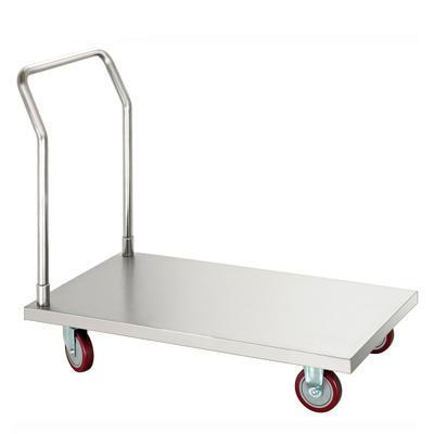 Vozík transportní plošinový Bartscher, 560 x 1050 x 925 mm - 200 kg - 14,4 kg