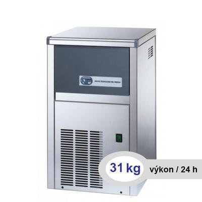 Výrobník ledu SL 60, A - chlazený vzduchem - 387 x 465 x 687 mm - 350 W / 230 V