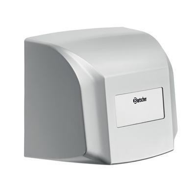 Vysoušeč rukou 1,35 kW Bartscher, 250 x 170 x 240 mm - 1,35 kW / 220-240 V - 3,6 kg - 1