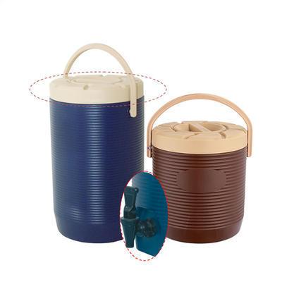 Zásobník na nápoje a pokrmy plastový - náhradní díly, náhradní kohout - 1