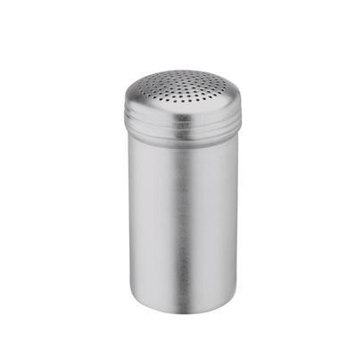 Zásobník na sůl a pepř hliník, slánka - 6,5 cm - 13,5 cm