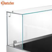Boční tabule pro stánek Snackpoint Bartscher, 300 x 6 x 195 mm - 2/3