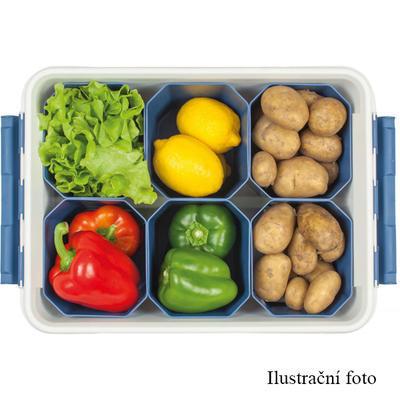Box přepravní a skladovací Robust, box 45 l - 59 x 39 x 33 cm - 2