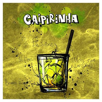 Sklenice na míchané nápoje Casablanca, long drink - 420 ml - 85 x 130 mm - 2