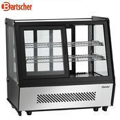 Chladicí vitrína 120 l samoobslužná DELI COOL II D Bartscher, 710 x 568 x 686 mm - 120 l - 0,16 kW / 230 V - 2/5