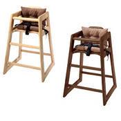 Dětská židle, tmavá - 74 cm - 2/3