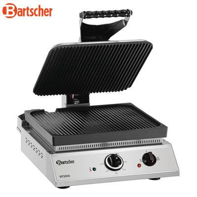 Gril kontaktní výškově nastavitelný Bartscher - 2