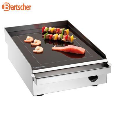 Grilovací deska skleněná Bartscher, 420 x 605 x 175 mm - 2,5 kW / 230 V - 10,1 kg - 2