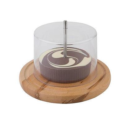 Hoblík na sýr a čokoládu, 22 cm - 15 cm - 2